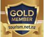 Tourism Gold Member Logo