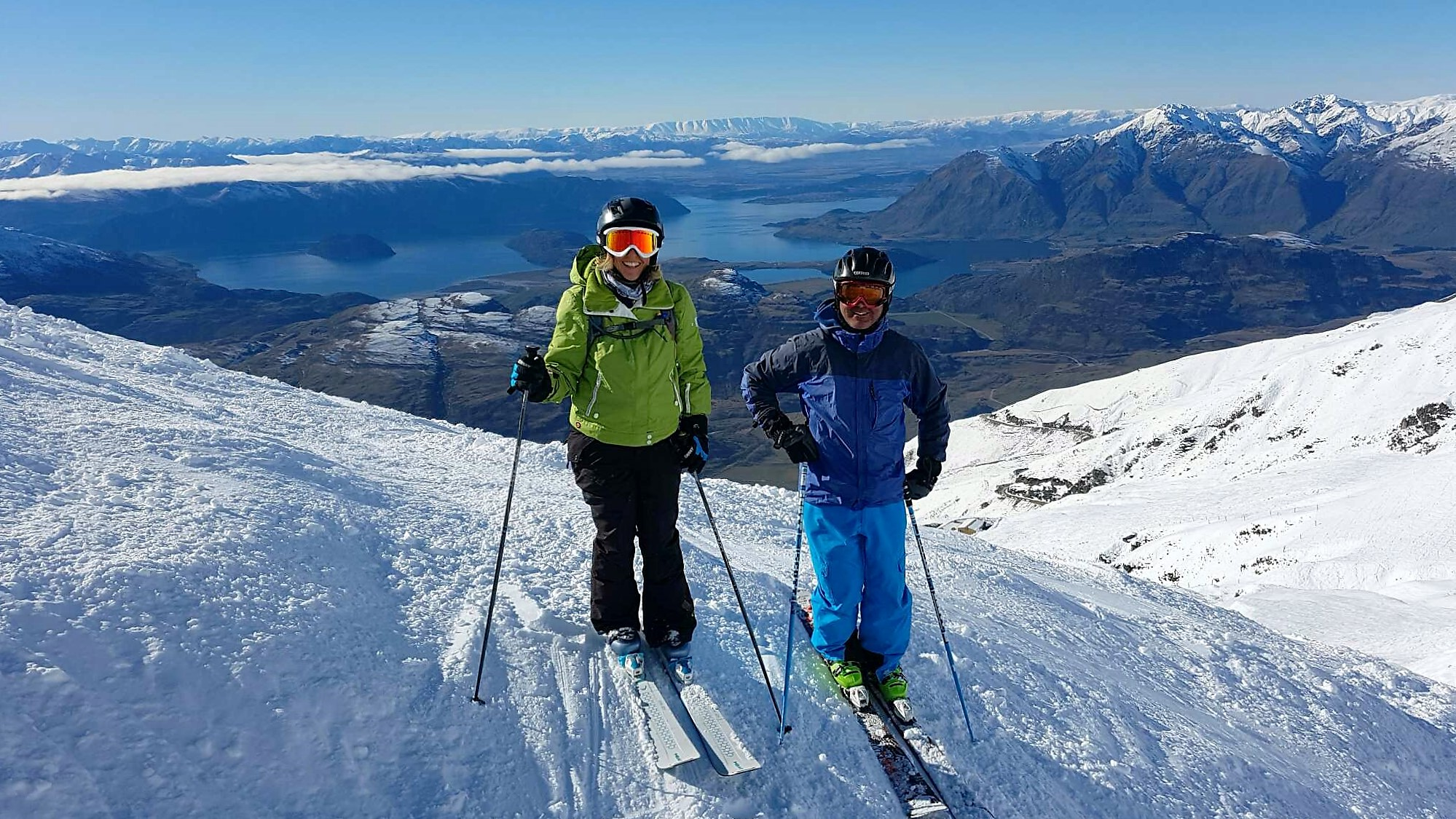 Discover Wanaka | Guided Snow transfer + Tours