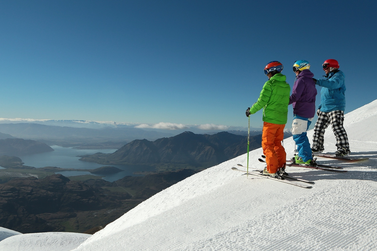 Discover Wanaka by snow| Guided Tours