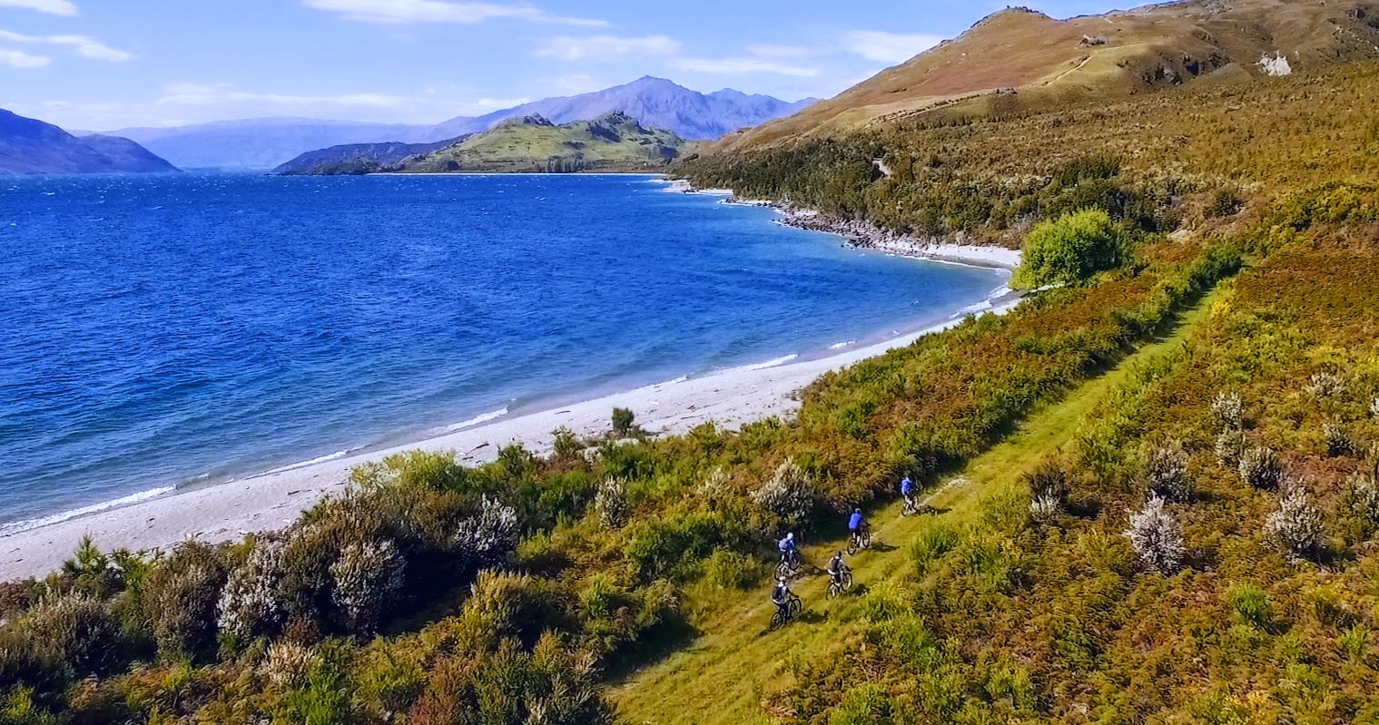 West Wanaka | Discover Wanaka | Guided bike Tours