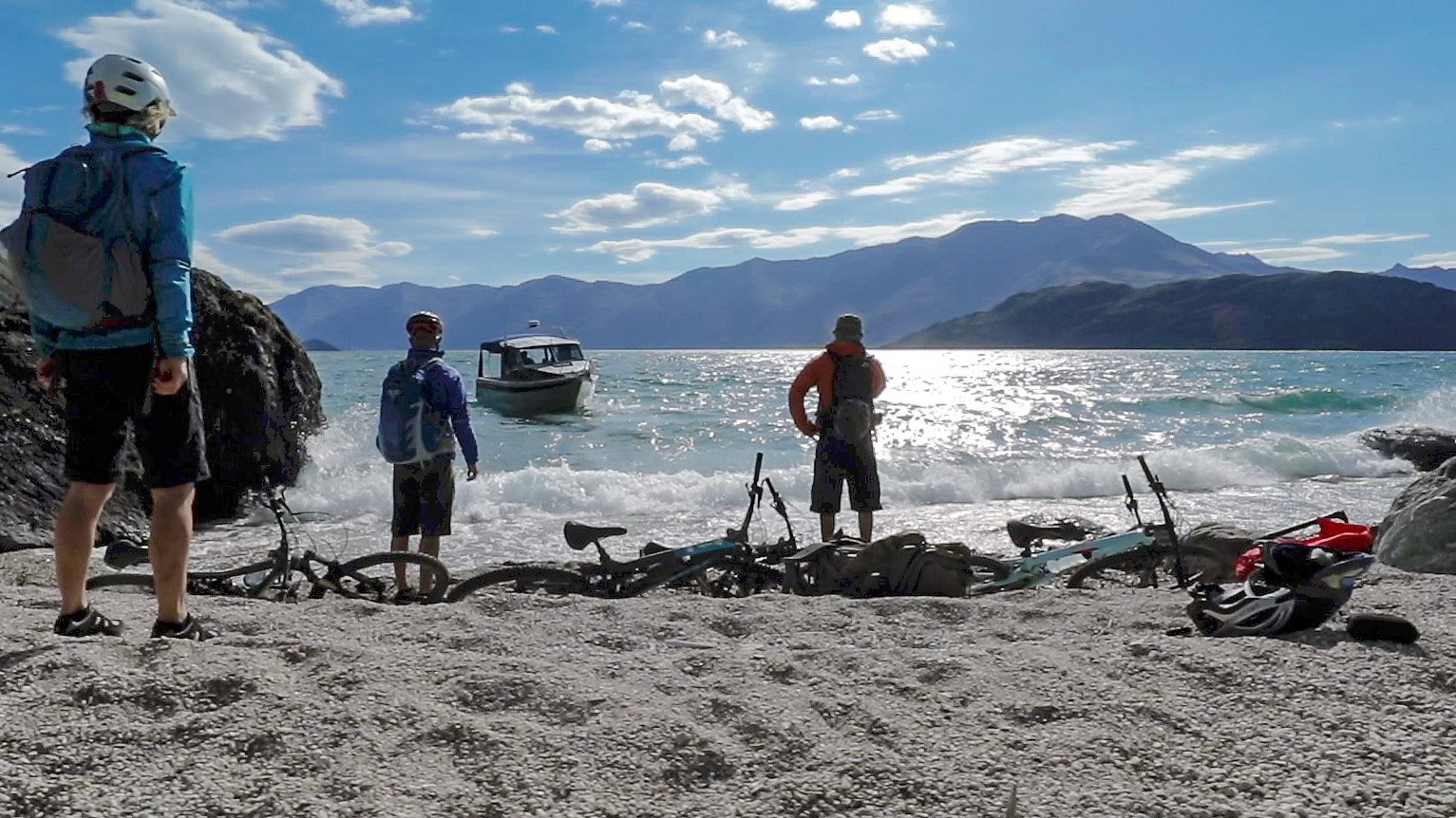 Bike + Boat Tour | Discover Wanaka | Guided Tours