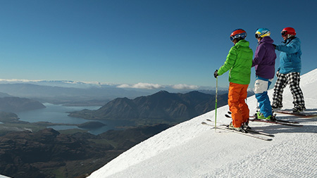 Snow | Discover Wanaka | Guided Tours